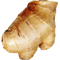 Morceau de gingembre