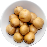 pommes de terre grelots