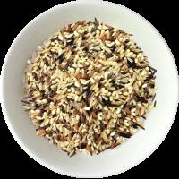 riz complet sauvage