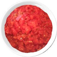 conserve de tomates en dés