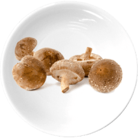 Champignons shiitake