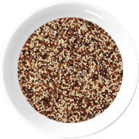 quinoa mixte