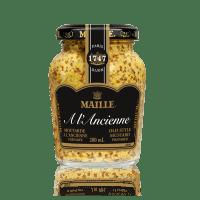 Moutarde de Dijon à l'ancienne  Maille.