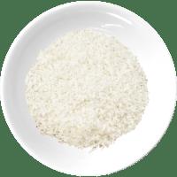 noix de coco en flocons