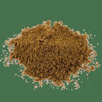 Garam massala en poudre